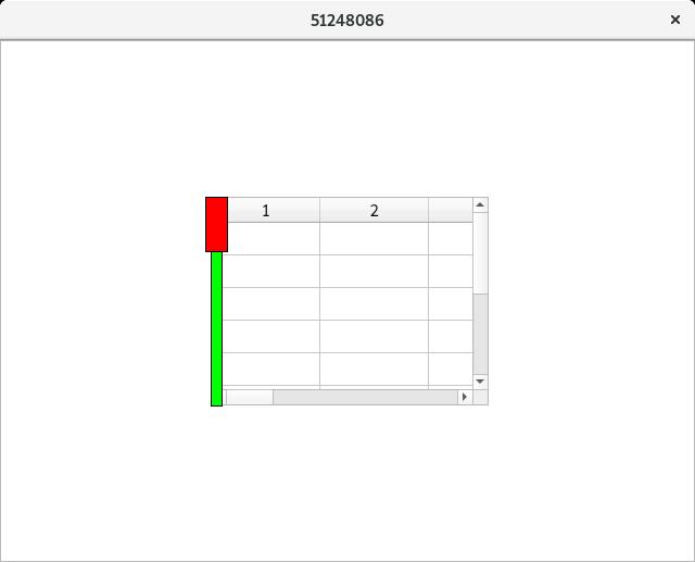 C++ - Добавление горизонтального слайдера в QTableWidget - Web-Answers