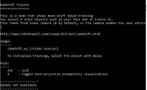 C++ - OpenCV 3 2 0 windows, OpenCL показывает устройства в C