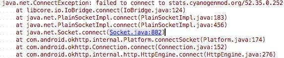 Java LogCat Extract