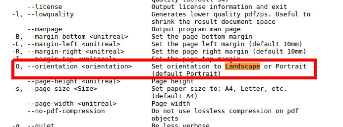 PHP - Mikehaertl wkhtmltopdf установить различные параметры для